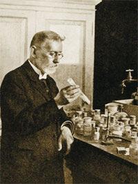 Пауль Эрлих (1854–1915)